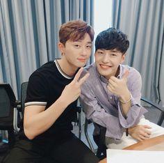 박서준 & 강하늘 favourite bromancee