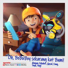 Best Kids Cartoons, Cartoon Kids, Boboiboy Anime, Anime Guys, Games For Kids, Diy For Kids, Super Hiro, Iron Man Hd Wallpaper, Doraemon Wallpapers