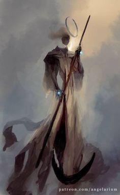 Surrealism art inspiration and artwork by Peter Mohrbacher Angelarium Fantasy Kunst, Dark Fantasy Art, Fantasy Artwork, Dark Art, Fantasy Inspiration, Character Inspiration, Character Concept, Character Art, Creature Design