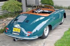 1958 Porsche 356 A Super Speedster - Click to see full-size photo viewer