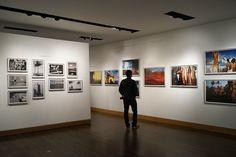 Exhibits | Constantine Manos: Photographer