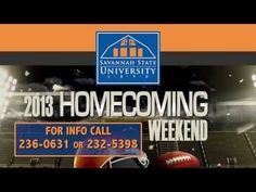 """Savannah State University and the Savannah State University National Alumni Association will host official Homecoming activities October 20-26, 2012. Also, during the weekend, we will celebrate the class reunions for the classes of 3's & 8's and honor the graduating class of 1963 (""""Golden Tigers"""" / 50 Years) and the graduating class of 1988 (""""Silver Tigers"""" / 25 Years). Visit http://www.ssunaa.com/events/2013-homecoming/ for the latest information. #SSUHC2013"""