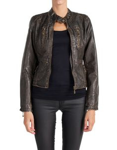 leather #jacket $52   #cheap #trendy turn your #shopping into #income only at http://www.ourladyofshopping.com/friday-favorites-2020ave/