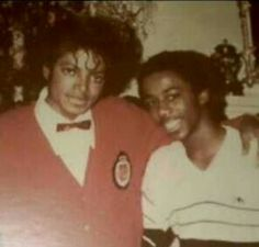 Michael Jackson and Ralph Tresvant - | Curiosities and Facts about Michael Jackson ღ by ⊰@carlamartinsmj⊱