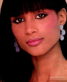 beverly johnson (The AMAZING Beverly Johnson came into the Fashion Circle during my high School College Days! I love her for so Black many great reasons. My first Modeling HERO!...R)