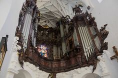 https://flic.kr/p/8FQfoE | The Organs of Oliwa Cathedral, Poland