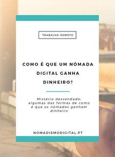 Como é que um nómada digital ganha dinheiro? |Nomadismo Digital Portugal…