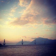 Patras - Greece - Rio Bridge