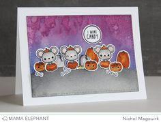 mama elephant | design blog: STAMP HIGHLIGHT : MEOWLLOWEEN EXTRAS