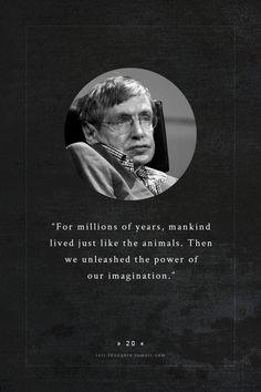 INTJ ~ Stephen Hawking