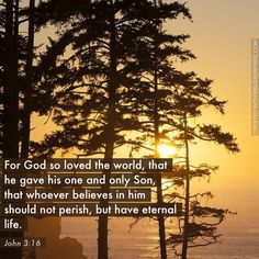By John 3:16  Created with Bible Surprise!, http://biblesurprise.com