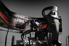 Vesaro I Evolve Extreme Racing Simulator 2