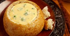 The Best Ever Broccoli and Cheese Soup