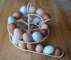 How to rotate egg stock...BRILLIANT by jeri