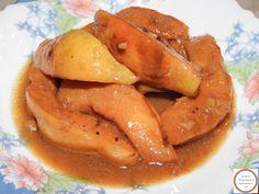 Retete mancare de gutui de post fara carne reteta de casa traditionala