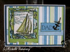 Sailing for Dad
