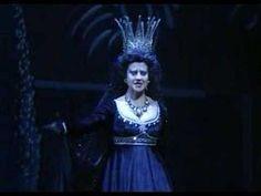 Mozart - la flauta magica - la reina de la noche