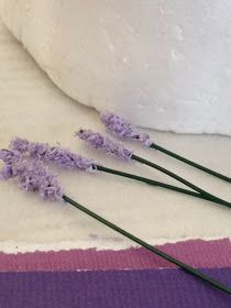 In the Court of the Gypsies: Promises, Promises or Make Your Own Flower S O F T for Lavender and Other Flowers