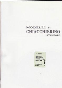 Gallery.ru / Фото #2 - Modelli_di_Chiacchierino - mula