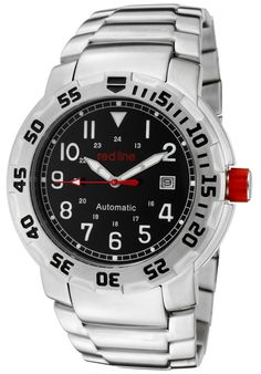 Price:$149.00 #watches Red Line 50011-11, Showcasing a smart blend of contemporary and classical styles, this Red Line timepiece is a handsome addition to any man's wardrobe.