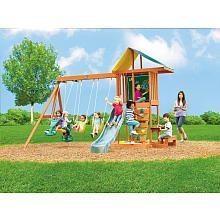 Springfield Wood Gym Set. $379.99 Hoping to have a yard very soon!