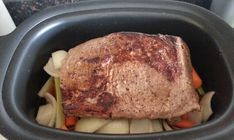 Ninja® Cooking System Recipes - Pot Roast in Slow Cooker