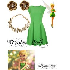 Disney Fashion: Tinker Bell