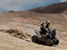 Peruano Ignacio Flores ganó la primera etapa del rally Dakar en cuatrimoto