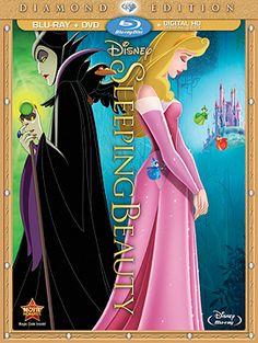 Sleeping Beauty Blu-ray + DVD + Digital HD