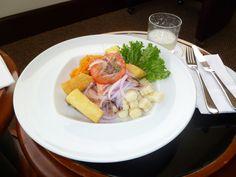 Ceviche - Lima, Peru