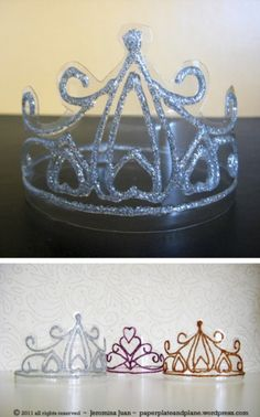 Princess Crystal Crowns