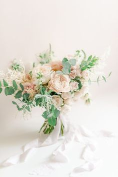 12 Apr 2020 - Beautiful blush pink roses fairytale wedding bouquet by Flori and Fern Photo by Cristina Ilao Photography. Blush Wedding Flowers, Blush Pink Weddings, Romantic Flowers, Wedding Flower Arrangements, Floral Wedding, Purple Wedding, Floral Arrangements, Pretty Flowers, Blush Bouquet