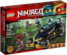 LEGO 70625 NINJAGO SAMURAI VXL - Tutte le ultime novità dal mondo LEGO in pronta consegna su Vendiloshop.it #lego #offerte #giocattoli #vendiloshop
