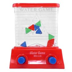 Handheld Water Game - Triangles