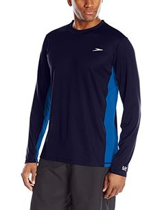 Looking for Speedo Men's UPF Longview Long Sleeve Rashguard Swim Tee Shirt ? Check out our picks for the Speedo Men's UPF Longview Long Sleeve Rashguard Swim Tee Shirt from the popular stores - all in one. Mens Tee Shirts, Rash Guard, Mens Clothing Styles, Long Sleeve Shirts, Swim, Sleeves, Mens Tops, Navy, Medium