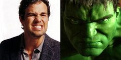 Mark Ruffalo is the BEST Hulk!! Hands down!! Love him!