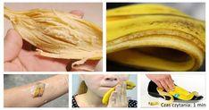 Banany to prawdopodobnie jeden z najbardziej popularnych owoców obecnie na świecie, ale czy przypuszczaliście, że ich skórki mogą pozytywnie wpływać na nasz organizm i odgrywać ważną rolę odnośnie naszego zdrowia.Przed wyrzuceniem skórki od banana do Fruit, Youtube, Food, Reading, Health, Eten, Meals, Diet