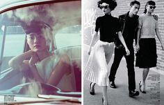 Morgan Pilcher stylist / Lincoln Pilcher photographer