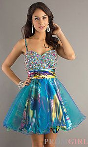This would be cute for a school dance!