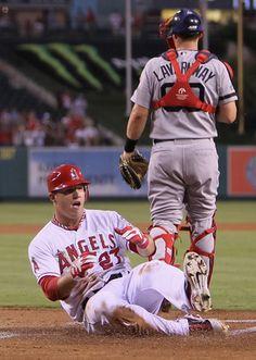 AL MVP: Mike Trout, Los Angeles Angels