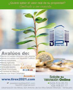 DPT - DISEÑOS Y PROYECTOS TIREX 2021 Asesoría, Valoración de bienes Muebles e Inmuebles,  Ejecución, Inspección y Auditorias de Obras Civiles.  www.tirex2021.com (scheduled via http://www.tailwindapp.com?utm_source=pinterest&utm_medium=twpin&utm_content=post20983254&utm_campaign=scheduler_attribution)