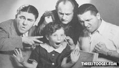 Joan Howard Maurer shares memories of her Father, Moe, for the 120th Anniv. of his birth! #threestooges #Moe120
