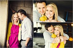 My cousin Skyler and his wife Courtney. I love their engagements!