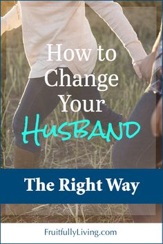 How often do we plead for our husbands to change. We have long lists of things we would love to transfomr in them. However, God's ways and plans usually differ greatly from our own. Read more to find out how God showed me that my husband could change. Included is a powerful prayer for your husband to change. Christian Wife, Christian Marriage, Prayer For You, Power Of Prayer, Marriage Advice, Love And Marriage, Scripture Quotes, Scriptures, Praying For Your Husband