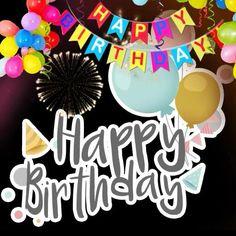 Happy Birthday Drinks, Animated Happy Birthday Wishes, Happy Birthday Wishes Messages, Happy Birthday Greetings Friends, Happy Birthday Celebration, Happy Birthday Candles, Happy Birthday Gif Images, Anniversary Flowers, Happy Birthday Quotes