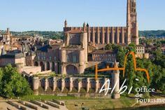 Cathédrale d\'Albi Aix En Provence, Escapade, Mansions, House Styles, Tourism, Bedroom, Manor Houses, Villas, Mansion