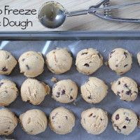 How to Freeze Cookie Dough 200x200 Popular Recipes