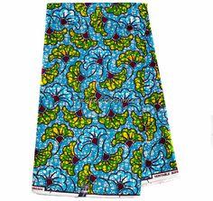 WP997 - African Fabrics , biloba 6 yards