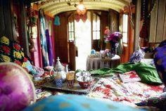 inspiración hecha a mano: La caravana de Jeanne Bayol
