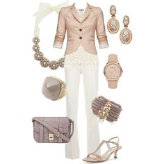 Muted, created by maggiesuedesigns on Polyvore